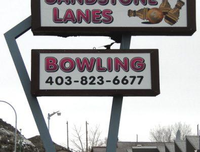 Sandstone Lanes Bowling