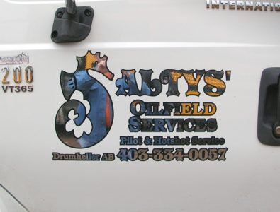 Saltys' Oilfield Services