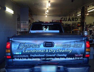 Express Laundromat & Dry Cleaning