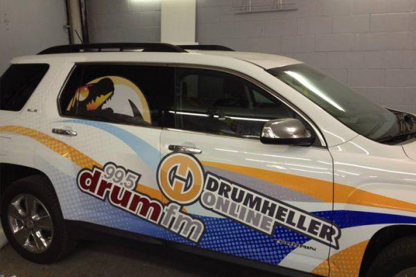99.5 Drum FM Drumheller Online