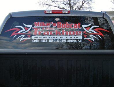 Mike's Bobcat & Mini Trackhoe Services