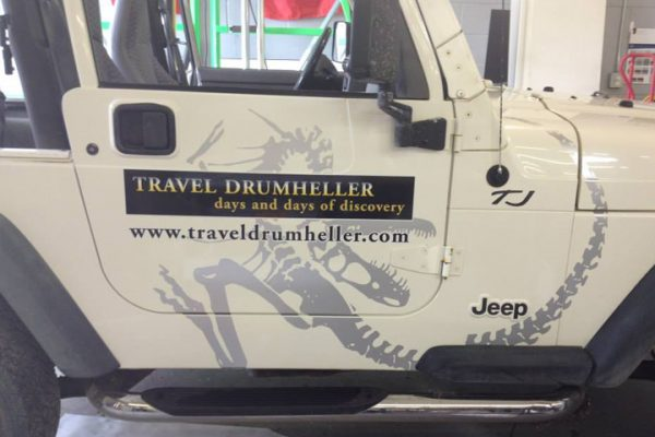 Travel Drumheller