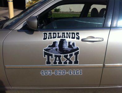 Badlands Taxi
