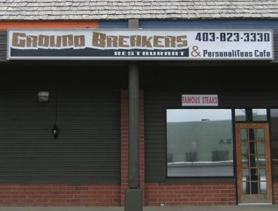 Ground Breakers Restaurant