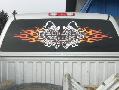 Badlands Choppers