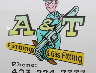 A & T Plumbing & Gas Fitting