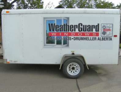Weather Guard Windows