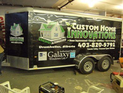 Custom Home Innovations