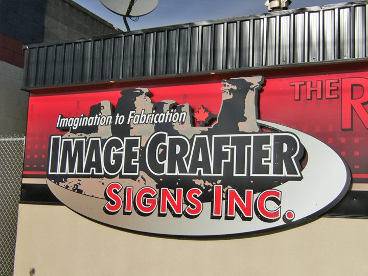 image crafter signs