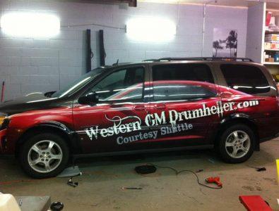Western GM Drumheller