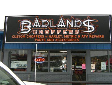 Badlands Choppers