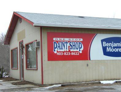 One Stop Paint Shop