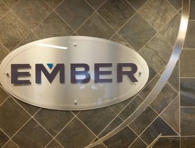 Ember Resources Office Signs