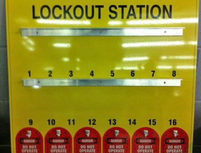 Lockout Station