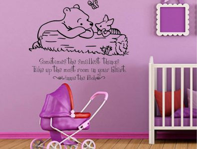 Custom Nursery Wall Decal