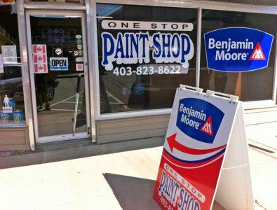 Paint Shop Drumheller